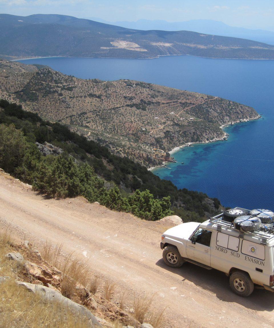 Raid 4x4 athena grèce albanie 024