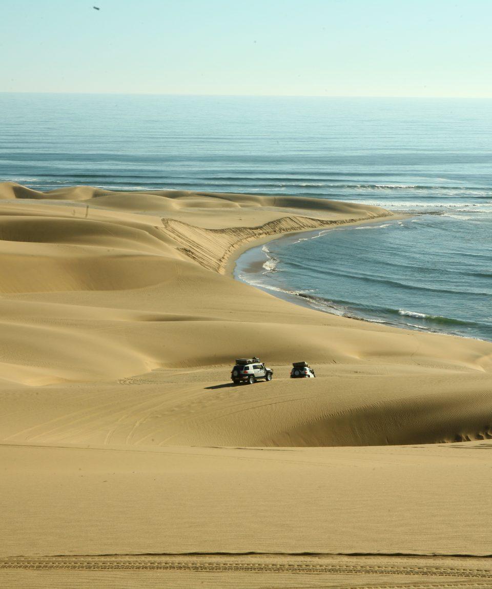 Raid 4x4 himbas dunes namibie 007