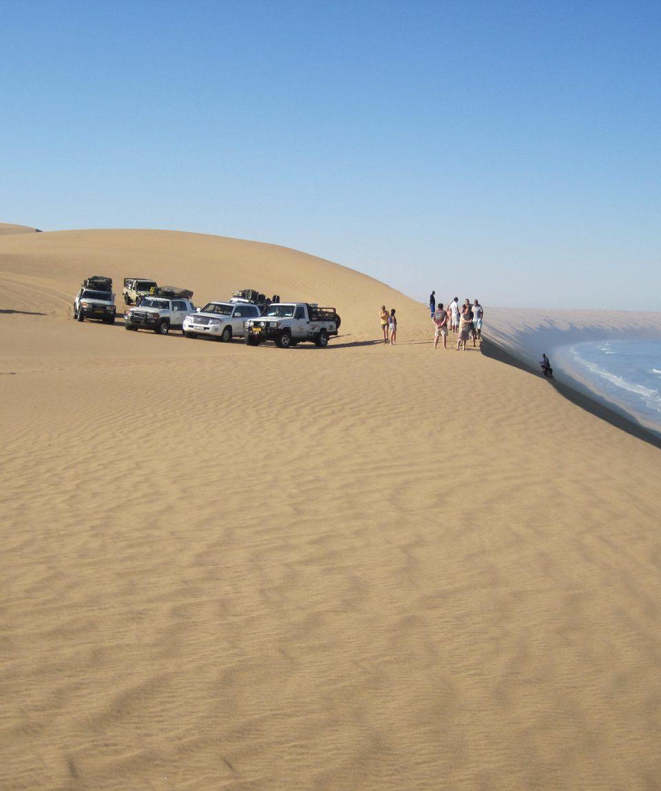 Raid 4x4 himbas dunes namibie 012