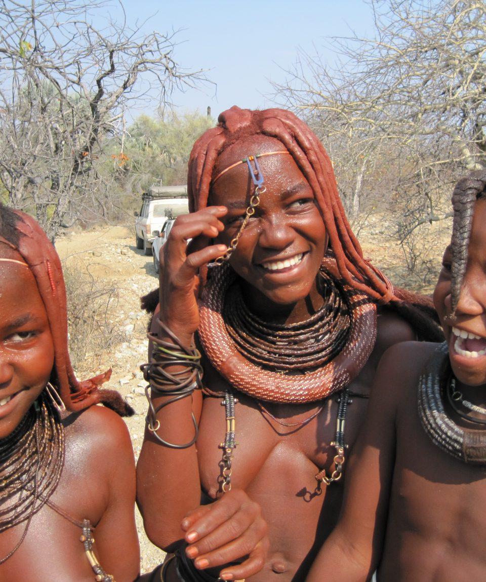 Raid 4x4 himbas etosha namibie 001