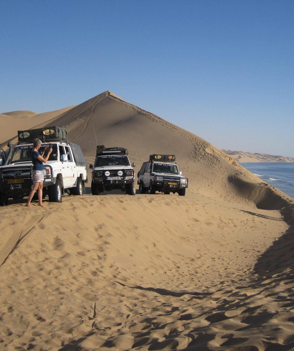 Raid 4x4 himbas etosha namibie 020
