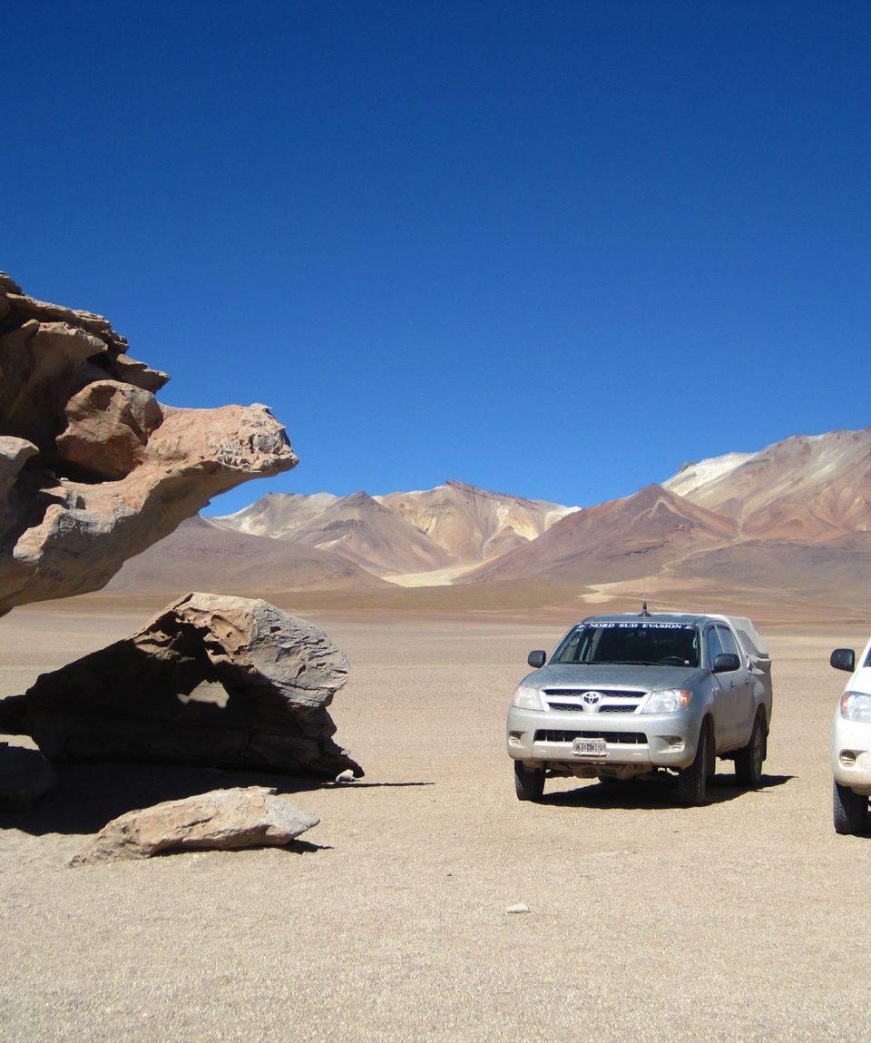 Raid 4x4 Atacama Bolivie Amerique Sud 32