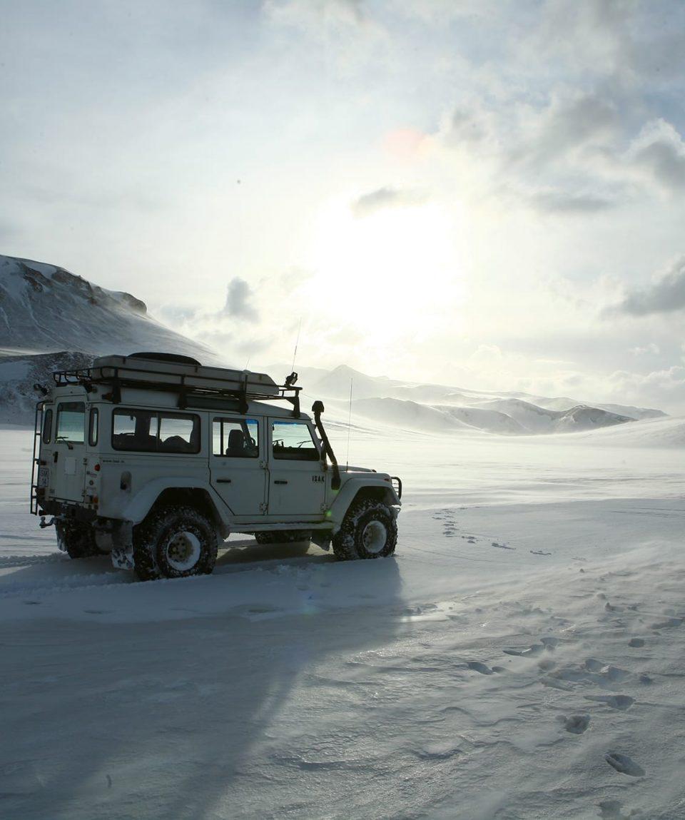 Raid 4x4 Glacier Baroud Islande Europe 22