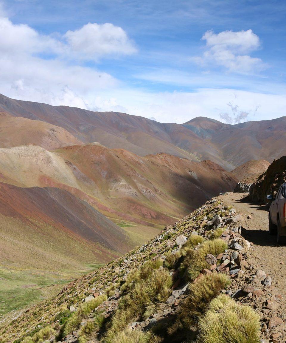 Raid 4x4 Talampaya Argentine Amerique Sud
