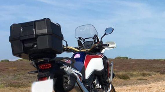 Raids en Moto