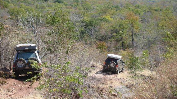 Méga-Raid 4x4 le cap-zanzibar afrique australe 040